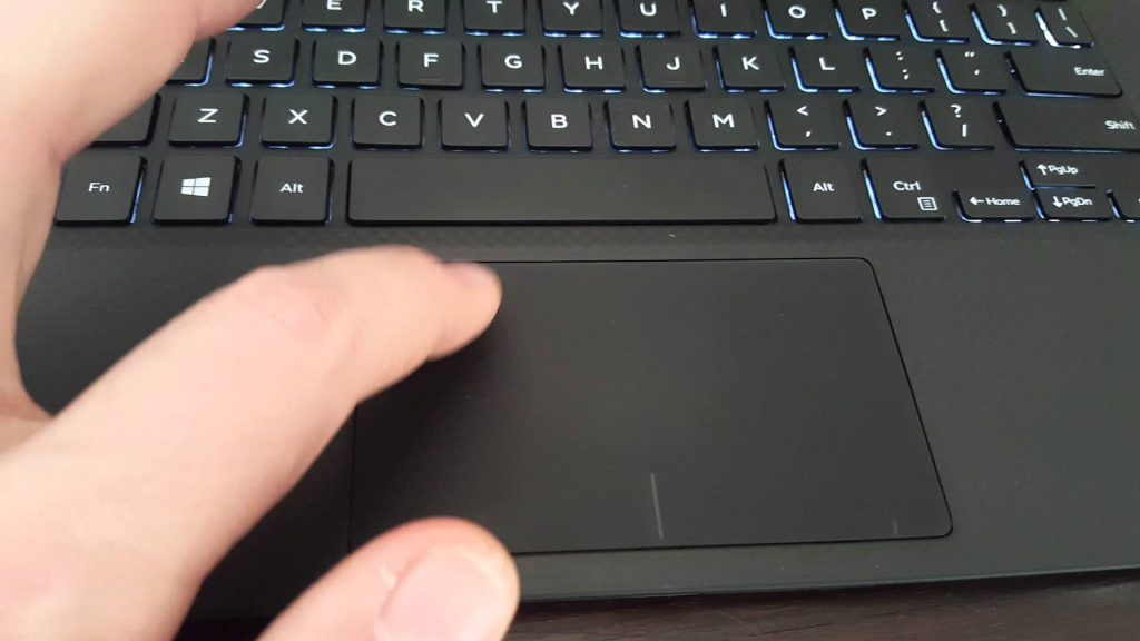 touch-pad-using