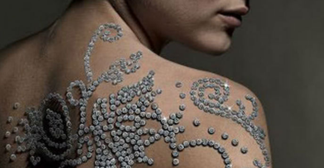 World's most expensive tattoo