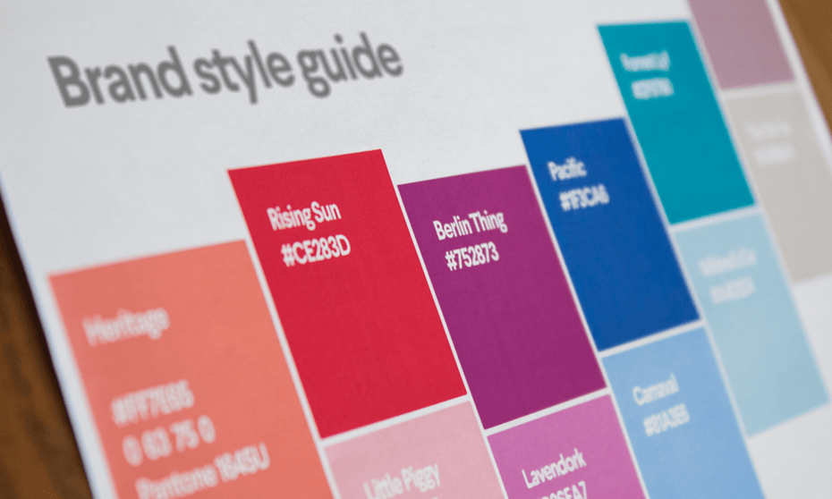 The Importance of a Brand Style Guide for a business