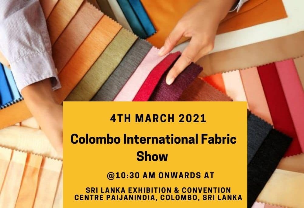 Colombo International Fabric Show